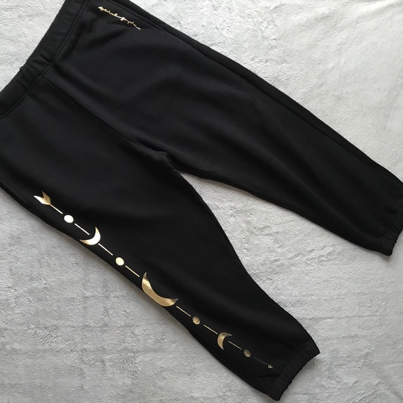 Spiritual Gangster Moon Arrow Harem Sweatpants